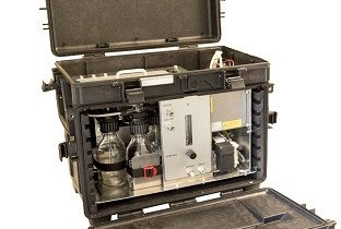 ETG - PSS 100 Portable Syngas Sample Pre-Treatment System