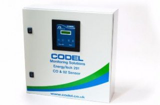 CODEL EnergyTech 201/202 Carbon Monoxide (CO) Analyzers